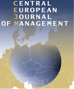 Central European Journal of Management