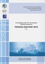 Finance and risk 2014