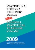 Štatistická ročenka regiónov Slovenska 2009
