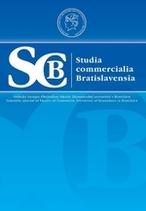 Studia commercialia Bratislavensia