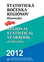 Štatistická ročenka regiónov Slovenska 2012