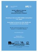 Znalosti pro tržní praxi 2014: média a komunikace v 21. století