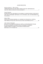 Journal of management and business : research and practice