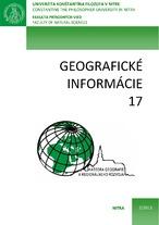 Geografické informácie