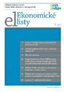 Ekonomické listy