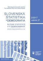 Slovenská štatistika a demografia